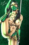 balls breasts cum cum_on_breasts cum_on_thighs dickgirl green_eyes intersex jade mask mortal_kombat nipples penis pole raised_leg solo sweet_slumber video_games   Rating: Explicit  Score: 5  User: WoodenGlass2943  Date: July 15, 2014