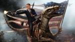2012 aircraft amazing america american american_flag barack_obama brown_body claws dinosaur edit green_eyes hat human male necktie politics ranged_weapon raptor rpg-7 saddle scales scalie sharpwriter smile suit the_truth weapon   Rating: Safe  Score: 16  User: Silkywere  Date: November 06, 2012