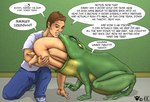 amphibian carnivore_cafe comic educational english_text female feral frog group human male mammal nude pd_(artist) text vore what what_has_science_done   Rating: Explicit  Score: 1  User: msc  Date: May 26, 2007