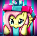 2014 absurd_res box cute equine female feral fluttershy_(mlp) friendship_is_magic hi_res mammal my_little_pony pegasus pshyzo solo wings   Rating: Safe  Score: 14  User: Robinebra  Date: August 22, 2014