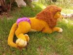 clothing disney douglas feline feral joeboxer lion male mammal panties plushie plushies_in_panties real satin simba solo string taking_it_too_far the_lion_king underwear   Rating: Safe  Score: -6  User: Plushies_in_Panties  Date: January 02, 2015