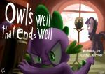 2012 absurd_res angry avian bird book bookshelf dragon english_text equine fangs female feral friendship_is_magic green_eyes group hair hi_res horn jowybean male mammal my_little_pony owl owlowiscious_(mlp) purple_eyes purple_hair scalie slit_pupils spike_(mlp) text tree twilight_sparkle_(mlp) unicorn white_eyes window   Rating: Safe  Score: 3  User: 2DUK  Date: May 28, 2014