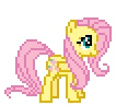 alpha_channel animated cutie_mark desktop_ponies equine female feral fluttershy_(mlp) friendship_is_magic horse my_little_pony pegasus plain_background pony solo sprite transparent_background unknown_artist wings   Rating: Safe  Score: 0  User: Ohnine  Date: July 12, 2011