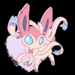 2013 alpha_channel ambiguous_gender big_eyes blue_eyes blue_fur bow_tie digital_media_(artwork) eeveelution english_text feral full-length_portrait fur looking_at_viewer nintendo nude pink_fur pokémon portrait raised_tail ribbons signature solo sylveon text touchofsnow video_games  Rating: Safe Score: 3 User: GameManiac Date: March 01, 2016