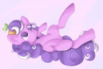 beanie cub cute equine falidy female feral friendship_is_magic hat horse insane lying mammal my_little_pony on_back pony propeller_hat screwball_(mlp) solo young  Rating: Safe Score: 4 User: Sods Date: May 14, 2013