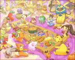 alternate_color ampharos archen beheeyem buizel bulbasaur bunnelby celebi charmander cofagrigus croagunk dedenne froakie group grovyle hawlucha hi_res jirachi kangaskhan kecleon klefki legendary_pokémon mawile meowth mew nintendo nuzleaf pokémon pokémon_mystery_dungeon shiny_pokémon snivy swirlix unknown_artist video_games  Rating: Safe Score: 11 User: Rad_Dudesman Date: December 03, 2015
