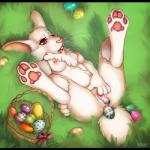 2016 anal anal_masturbation anal_penetration anthro areola basket big_ears breasts buckteeth chest_tuft clitoris drooling easter easter_egg easter_eggs egg eyelashes female fingering fluffy_tail front_view fur grass hand_on_thigh hi_res holidays lagomorph legs_up lying mammal masturbation nipples on_back open_mouth outside pawpads penetration purplekushcreations pussy pussy_juice rabbit red_eyes ribbons saliva semi-anthro small_tail solo spread_legs spreading teeth thick_eyebrows tongue tongue_out tuft vaginal vaginal_fingering vaginal_masturbation whiskers white_fur  Rating: Explicit Score: 10 User: Qmannn Date: March 23, 2016