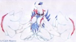 female legendary_pokémon lugia nintendo pokémon video_games vinvagia   Rating: Explicit  Score: 6  User: NSFW  Date: April 23, 2013