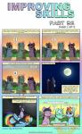 absurd_res bcrich40 comic dialogue english_text equine friendship_is_magic group hi_res horn hungover lyra_heartstrings_(mlp) mammal moon my_little_pony night pegasus pen rainbow_dash_(mlp) sleeping star text twilight_sparkle_(mlp) unicorn wings  Rating: Safe Score: 4 User: 2DUK Date: January 15, 2016
