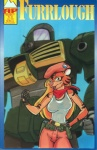 1996 anthro bandanna belt beret clothing comic cover feline female furrlough gloves hat holster machine mammal mecha robot standing tiger unknown_artist  Rating: Safe Score: 2 User: OverNinerTripleZero Date: March 18, 2013