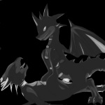9_6 animated black_background cynder dildo domination double_dildo dragon eyes_closed female lesbian monochrome open_mouth plain_background ryimi sex sex_toy spyro_the_dragon tongue video_games wings   Rating: Explicit  Score: 4  User: oriondraco  Date: June 07, 2012