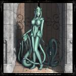 alien big_breasts bobbydando breasts comic dungeon english_text female group hi_res looking_at_viewer nipples pet pussy solo_focus tentacles text  Rating: Explicit Score: 14 User: h4x0r Date: March 17, 2015