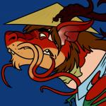 binturongboy clothing destruction dragon eastern_dragon headshot_portrait male portrait scalie solo sun_hat torn_clothing transformation  Rating: Safe Score: 1 User: PheagleAdler Date: November 10, 2015
