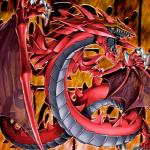 claws double_mouth dragon egyptian_background fangs red_dragon red_scales reptile scalie unknown_artist uria_lord_of_searing_flames yellow_eyes yu-gi-oh!   Rating: Safe  Score: 3  User: komodogod1  Date: November 16, 2013