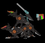 all_fours anal doggystyle duo feral from_behind_position green_eyes gun holding_object holding_weapon machine male male/male mecha penis pink_eyes ranged_weapon robot sex shadow_fox side_view unknown_artist weapon zoids  Rating: Explicit Score: 4 User: KodaForShort Date: January 31, 2012