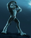 abs animal_genitalia anthro balls biceps black_nose bottomless canine canine_penis clothed clothing fur grey_fur half-dressed half-erect jacket looking_at_viewer male mammal muscles nipples open_shirt pecs penis penis_tip pose presenting sheath shirt solo standing video_games virtyalfobo warcraft were werewolf wolf worgen world_of_warcraft yellow_eyes  Rating: Explicit Score: 17 User: Reiver Date: August 18, 2013