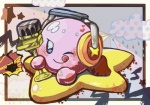 <3 alien blush headphones kirby kirby_(series) male nintendo not_furry one_eye_closed smile solo star tongue tongue_out video_games waddling_head wink 蜜柑  Rating: Safe Score: 1 User: Cαnε751 Date: February 06, 2016