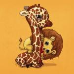alex_solis bite blood cute feline giraffe grass lion mammal  Rating: Questionable Score: 0 User: slyroon Date: September 04, 2015