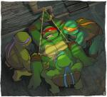 anal anal_penetration anthro arms_behind_head bdsm belt biceps blush bondage bound brothers cum cum_on_chest cum_on_face donatello_(tmnt) erection foursome green_penis green_skin grin group group_sex handjob incest legs_up leonardo_(tmnt) lying male male/male mask masturbation michelangelo_(tmnt) missionary_position muscles mutant ninja on_back open_mouth pads pecs penetration penis raphael_(tmnt) reptile rope scales scalie sex sibling smile sneefee spread_legs spreading teenage_mutant_ninja_turtles teeth toned tongue turtle   Rating: Explicit  Score: 12  User: Pokelova  Date: November 08, 2014