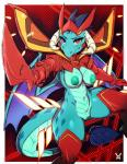 2019 absurd_res anthro areola armor avante92 breasts crossover digital_media_(artwork) dragon female friendship_is_magic hi_res holding_object holding_weapon horn kill_la_kill melee_weapon my_little_pony navel nipples princess_ember_(mlp) pussy red_eyes senketsu solo sword weapon wingsRating: ExplicitScore: 14User: ultragamer89Date: August 21, 2019