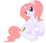 2013 animated cutie_mark equine female feral friendship_is_magic hair horn looking_at_viewer mammal multicolored_hair my_little_pony purple_eyes silvermidnight solo starlight_prism unicorn  Rating: Safe Score: 3 User: Silvermidnight Date: January 29, 2013