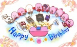 3ds avian bird blue_eyes blush famicom feral game_boy gamecube king_dedede kirby kirby_(series) looking_at_viewer male nintendo nintendo_64 nintendo_ds pink_skin ribbons star television unknown_artist video_games waddle_dee wii  Rating: Safe Score: 9 User: Nuji Date: April 11, 2016