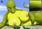 big_breasts breast_crush breasts city crush female lizard lying macro micro mountain pandoza reptile scalie sky solo  Rating: Explicit Score: 2 User: doomdutch Date: May 28, 2015""