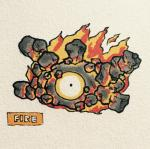 1_eye 2016 alternate_color alternate_species ambiguous_gender elemental english_text fakémon fire fire_elemental firefightdex floating front_view full-length_portrait hatching_(technique) magnemite marker_(artwork) mfanjul mineral_fauna mixed_media nintendo not_furry nude pen_(artwork) pokémon pokémon_(species) portrait rock shadow simple_background solo text toony traditional_media_(artwork) video_games white_backgroundRating: SafeScore: 1User: DiceLovesBeingBlownDate: March 17, 2018