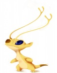1989hedgehog 3_toes 4_fingers alien antennae blue_eyes brown_nose chest_tuft digital_media_(artwork) disney experiment_(species) fur lilo_and_stitch no_sclera side_view simple_background solo sparky_(lilo_and_stitch) toes tuft white_background yellow_furRating: SafeScore: 1User: BooruHitomiDate: May 24, 2017
