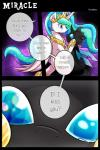 2015 changeling comic couple crying dialogue duo english_text equine female feral friendship_is_magic fur hair horn mammal my_little_pony open_mouth princess_celestia_(mlp) purple_eyes royalty sad tears teeth text vavacung winged_unicorn wings  Rating: Safe Score: 5 User: Robinebra Date: June 28, 2015""