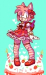 amy_rose blush female hedgehog nyowa sega sonic_(series)   Rating: Safe  Score: 2  User: Juni221  Date: March 07, 2014