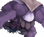 alistar bent_over blush bovine bulge butt cattle clothing embarrassed fundoshi league_of_legends lowers mammal simple_background solo underwear video_games white_background  Rating: Questionable Score: 19 User: drafan5 Date: June 16, 2015