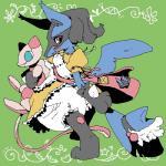 canine clothing diaper female group kemono legendary_pokémon lucario mammal mew nintendo pokémon utsuki_maito video_games  Rating: Safe Score: 4 User: GONE_FOREVER Date: August 08, 2015