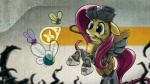 16:9 abstract_background blue_eyes clothing crossover crowbar doctor_horrible's_sing_along dr_adorable_(mlp) english_text equine eyewear feathered_wings feathers female feral fluttershy_(mlp) friendship_is_magic giantmosquito goggles hair half-life hev_suit hi_res mad_scientist mammal my_little_pony on_hind_legs parasprite_(mlp) pegasus pink_hair simple_background solo text video_games wallpaper widescreen wings yellow_body yellow_feathers  Rating: Safe Score: 21 User: Zemar Date: November 07, 2012