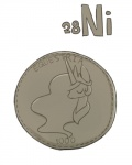 2015 coin equine female friendship_is_magic horn joycall3 mammal my_little_pony nickel_(element) princess_celestia_(mlp) solo winged_unicorn wings  Rating: Safe Score: 4 User: 2DUK Date: June 10, 2015""