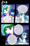 2015 blue_eyes book comic cutie_mark dialogue duo english_text equine eyes_closed fan_character female feral friendship_is_magic fur hair horn long_hair mammal multicolored_hair my_little_pony open_mouth paper_(mlp) pillow princess_celestia_(mlp) purple_eyes text unicorn vavacung white_fur winged_unicorn wings  Rating: Safe Score: 1 User: Robinebra Date: August 28, 2015
