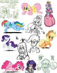 2014 ant applejack_(mlp) arthropod blonde_hair blue_eyes button_mash_(mlp) cheerilee_(mlp) clothing cowboy_hat crown cutie_mark dialogue dress earth_pony elbow_gloves english_text equestria_girls equine eyeshadow fangs female flower fluttershy_(mlp) freckles friendship_is_magic gloves gold green_eyes group hair hat horn horse human humanized insect lipstick long_neck makeup male mammal mario_bros multicolored_hair my_little_pony nintendo open_mouth pegasus piercing pink_hair pinkie_pie_(mlp) plain_background plant pony princess princess_peach purple_eyes purple_hair queen_chrysalis_(mlp) rainbow_dash_(mlp) rainbow_hair rarity_(mlp) royalty sketch slit_pupils sunset_shimmer_(eg) sweetie_belle_(mlp) text theartrix tongue tongue_out unicorn video_games white_background wings   Rating: Safe  Score: 5  User: 2DUK  Date: May 30, 2014