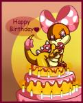 big_lips blue_eyes blush cake english_text female food koopalings lips mario_bros nintendo solo text video_games wendy_o_koopa  Rating: Safe Score: 4 User: Juni221 Date: July 20, 2015
