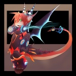 absurd_res amazing anthro capcom cute dragon headphones hi_res machine male mecha mega_man_(character) mega_man_(series) neon_lights ru_(rudragon) rudragon scalie solo speakers video_games wings  Rating: Safe Score: 10 User: slyroon Date: July 05, 2013