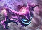 2015 amazing dragolisco feral haunter hi_res nintendo pokémon solo video_games