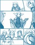 angry basitin book cape clothing comic digitigrade dragon female group hair horn human hybrid keith_keiser landen_(twokinds) madelyn_adelaide male mammal melee_weapon sarah_(twokinds) scalie sealeen_(twokinds) simple_background sketch sword tom_fischbach twokinds weapon white_background  Rating: Safe Score: 0 User: Shingen Date: September 10, 2015