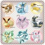 eevee eeveelution english_text espeon fakémon flareon glaceon glitchsamo21 jolteon leafeon mega_evolution nintendo pokémon sylveon text umbreon vaporeon video_games   Rating: Safe  Score: 4  User: Juni221  Date: January 09, 2014