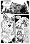 anthro bandage bed black_and_white blood boar cabin canine clothed clothing comic dialogue doctor dog duo english_text forest fur gloves husky lying malamute male mammal medical monochrome mulefoot pig porcine slop stethoscope stitches surgeon text tree tusks wounded  Rating: Safe Score: 1 User: ISO9000 Date: December 18, 2015