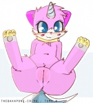 anus bakaponi blue_eyes blush cat equine feline female feral horn mammal presenting pussy pussy_juice spreading the_lego_movie unicorn unikitty   Rating: Explicit  Score: 15  User: Moon_Moon  Date: February 16, 2014