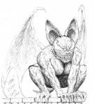 anthro chiropteran david_siegl female mammal muscular muscular_female rouge_the_bat solo sonic_(series) symbioteRating: SafeScore: 1User: DaneasaurDate: March 18, 2019