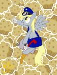 blonde_hair derpy_hooves_(mlp) equine food friendship_is_magic hair hat letters mail_box mammal muffin my_little_pony pegasus satchel smile solo wings wooden_post  Rating: Questionable Score: 5 User: Teka Date: March 12, 2016