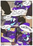animal_genitalia animal_penis bbsartboutique butt comic dialogue equine equine_penis fan_character feral forced friendship_is_magic group hooves horn mammal my_little_pony oral penis pussy raised_tail rape teasing text vaginal  Rating: Explicit Score: 5 User: Osck Date: April 12, 2016