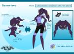 2014 anthro banette black_sclera breasts clothed clothing duo english_text fan_character female feral genevieve hair latiar looking_at_viewer model_sheet nintendo nude pokéball pokémon pokémorph purple_hair purple_skin smile text video_games   Rating: Safe  Score: 1  User: GameManiac  Date: February 08, 2015