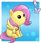 2014 arthropod butterfly equine female fluttershy_(mlp) friendship_is_magic hair horse insect mammal my_little_pony pegasus pink_hair pony princesssilverglow sitting solo wings young   Rating: Safe  Score: 10  User: 2DUK  Date: March 07, 2014