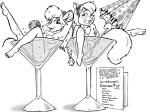 alcohol anthro bath beverage braided_hair breasts chest_tuft chip_'n_dale_rescue_rangers cocktail disney duo eyewear female female/female food gadget_hackwrench goggles greyscale hair hairband looking_at_viewer mammal monochrome mouse nipples partially_submerged ponytail pussy rodent sign simple_background small_breasts smile spread_legs spreading squirrel style_wager tammy_squirrel tuft umbrella wine_glass  Rating: Explicit Score: 5 User: stylewager Date: April 07, 2016